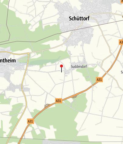 Karte / Hotel Stähle
