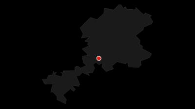 Karte / Lahnwanderweg 11. Etappe flussaufwärts Braunfels - Wetzlar