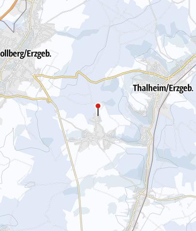 Karte / Weihnachtsberg in Brünlos