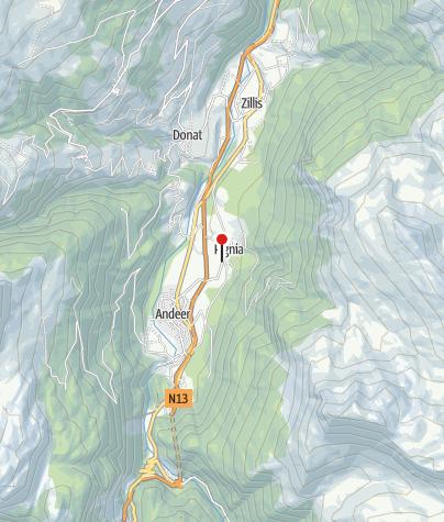 Map / Restaurant Caltgera