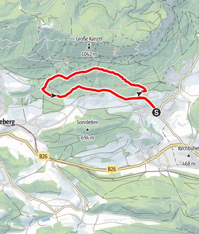 """Mapa / Puma Runde """"Wandfuß"""""""
