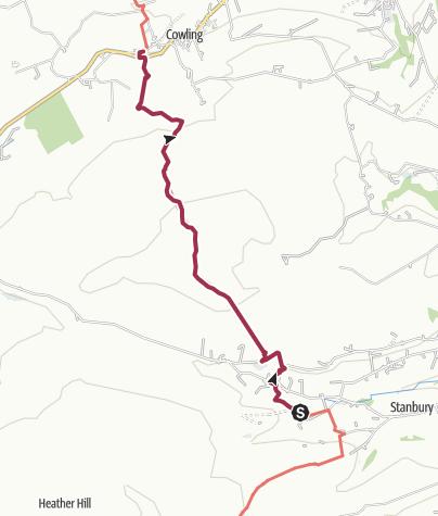Map / Ponden to Ickornshaw