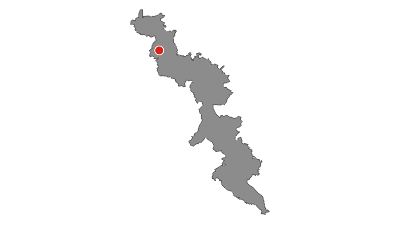 Karte / Rhein-Venn-Weg (12) - Gesamtverlauf