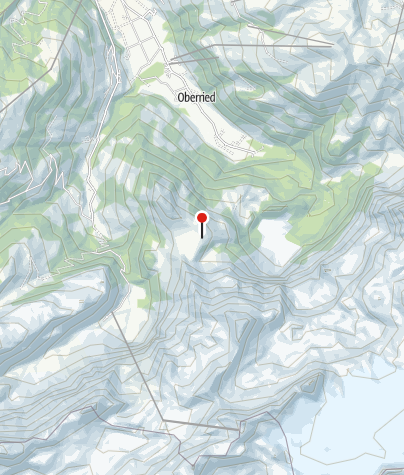Kaart / Alpwirtschaft Langermatte