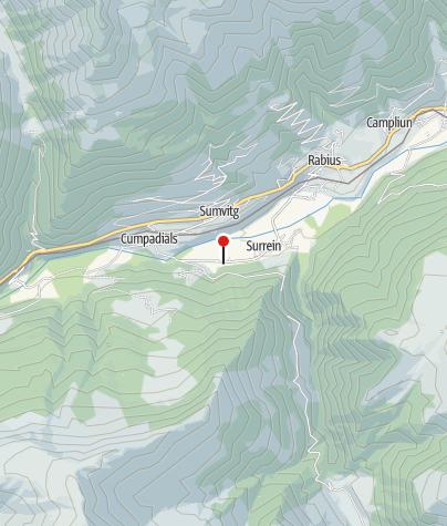 Karte / Lama - Trekking   Das tierische Abenteuer