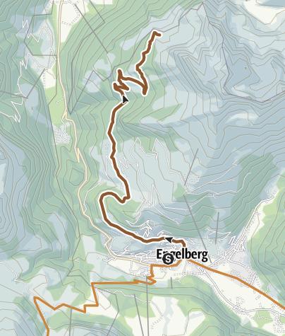 Karte / Walenalp Engelberg