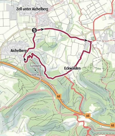 Karte / Igelweg