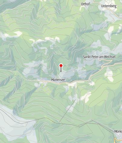 """Térkép / Alpengasthaus """" Zum Wechselblick"""""""