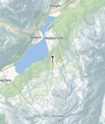 Kaart / Alp Surlej
