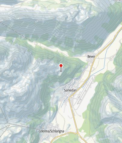 Karte / Muntatsch / Alp Muntatsch