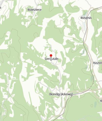 Térkép / Kiskakas Kulcsosház