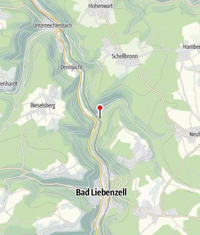 Karte / Café Monbachtal