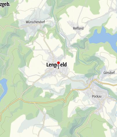 Karte / Pockau-Lengefeld