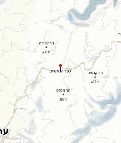 מפה / Kfar Hanokdim