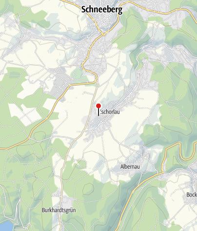 Karte / ebike Touren & Verleih Zschorlau