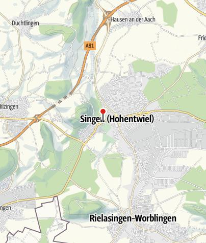 Map / MAC Museumsgarten