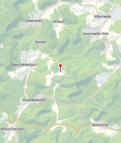 Map / Cramerhaus Lindelbrunn