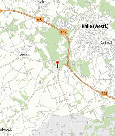 Karte / VitalWanderWelt Portaltafel Halle