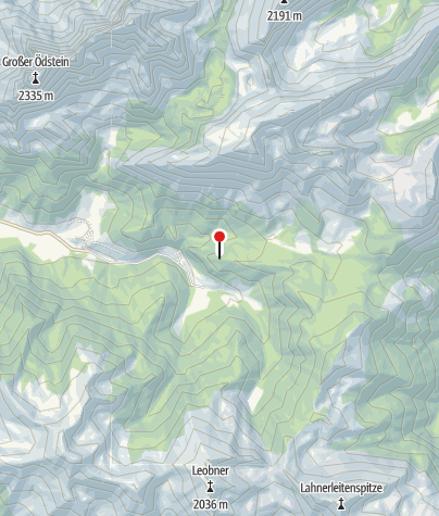 Karte / Ebneralm