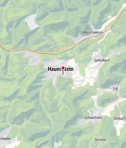 Map / Deutsches Schuhmuseum Hauenstein