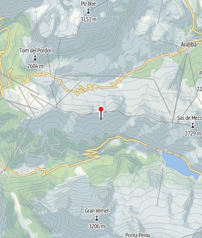 Mappa / VIEL DAL PAN
