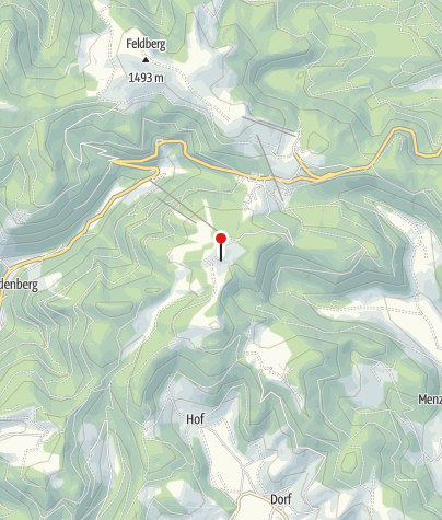Karte / Gaststätte Herzogenhorn