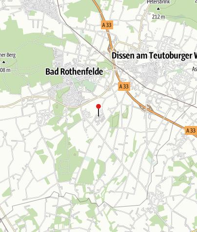 Karte / Campotel Bad Rothenfelde