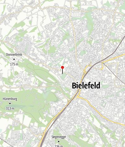 Karte / Rudolf-Oetker-Halle