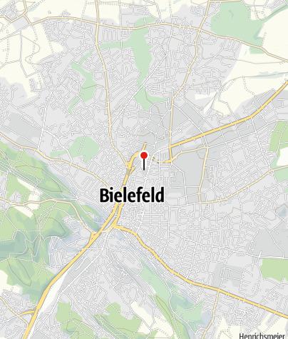 Karte / Stadthalle Bielefeld