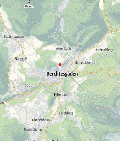 Karte / Cafe Forstner