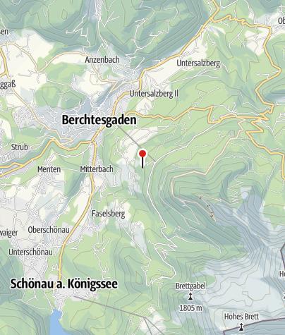 Karte / Hochlenzer