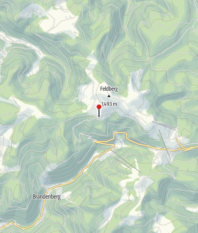 Karte / Todtnauer Hütte
