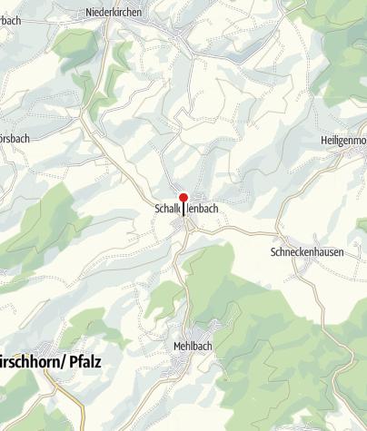 Karte / Schallodenbach