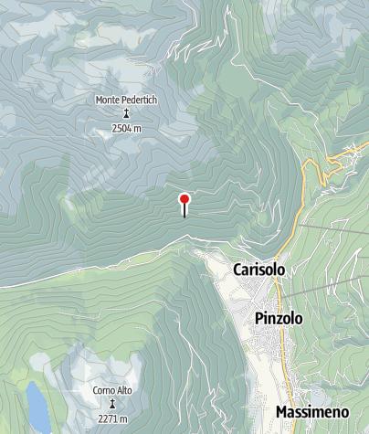 Map / Palestra Spigolo San Martino