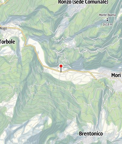Karte / Bicigrill - Mori