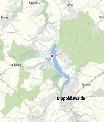 Karte / Erlebnisbad Paulsdorf