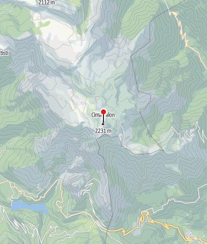 Mappa / Gruppo del Pasubio