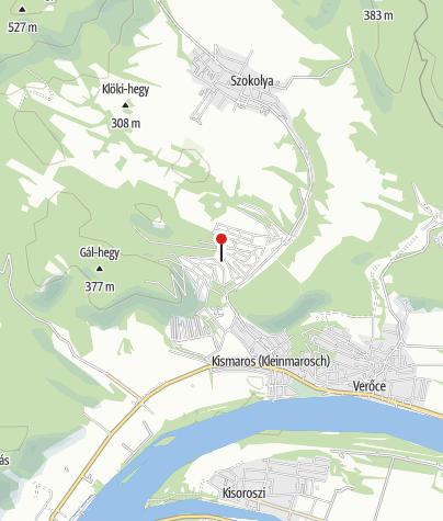 Karte / Kismagos Környezeti Nevelési és Ökoturisztikai Központ