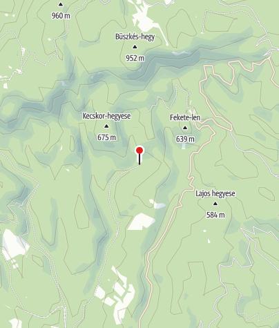 Térkép / Samassa kulcsosház