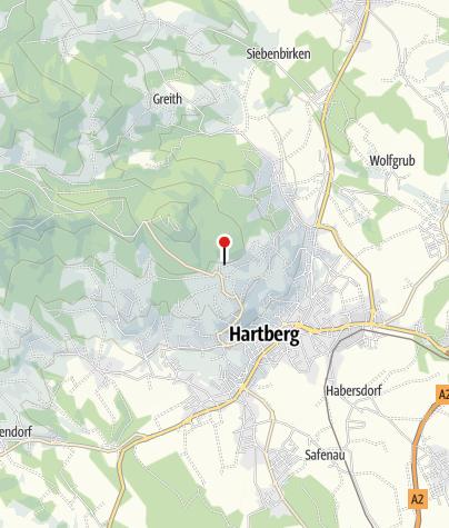 Karte / Schreiners Berghof