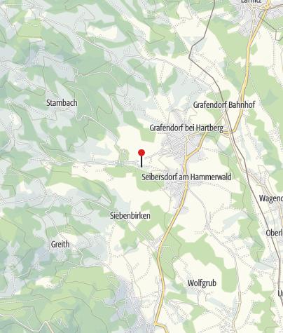 Karte / Waldhof-Pension Mara