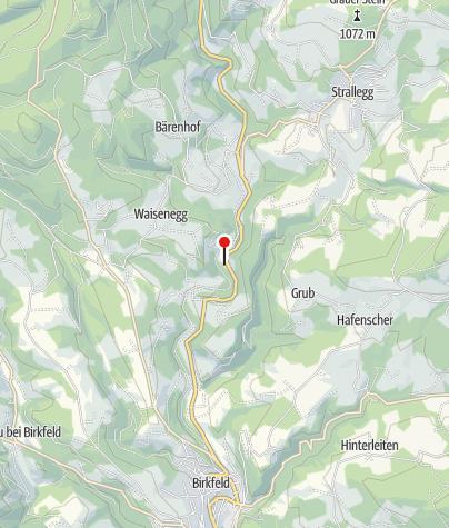 Karte / Joglland Seehütte Töglhöfer