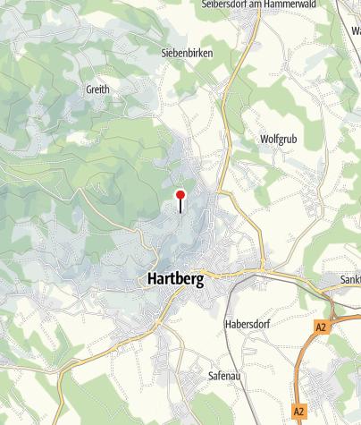 Karte / Ferienwohnung, Privatzimmer Steiner
