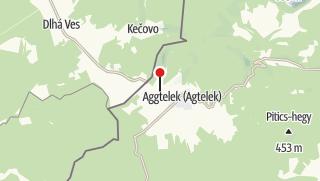 Mapa / NOMÁD Baradla Kemping
