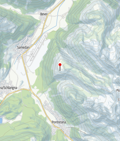 Map / Romantikhotel und Restaurant Muottas Muragl