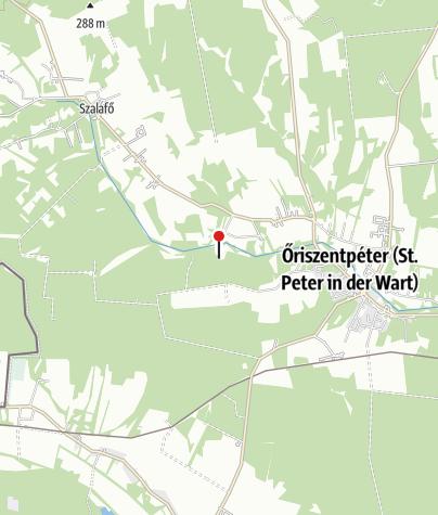 Mapa / Keserűszeri Vendégház