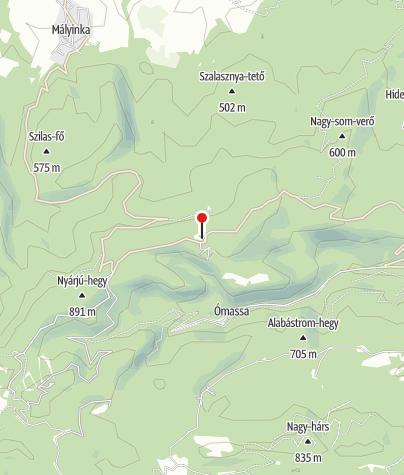 Map / Szentléleki Turista Park