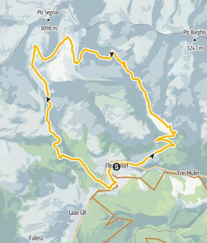 Kaart / Segnas-Runde