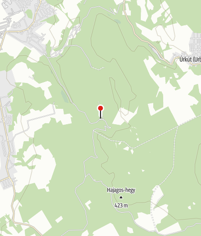 Karte / Hubertus Erdészeti Erdei Iskola