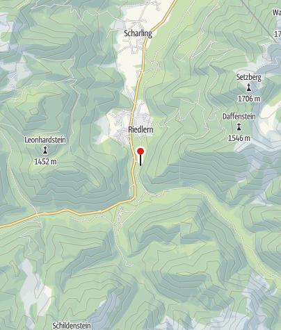 Karte / Rainer-Alm